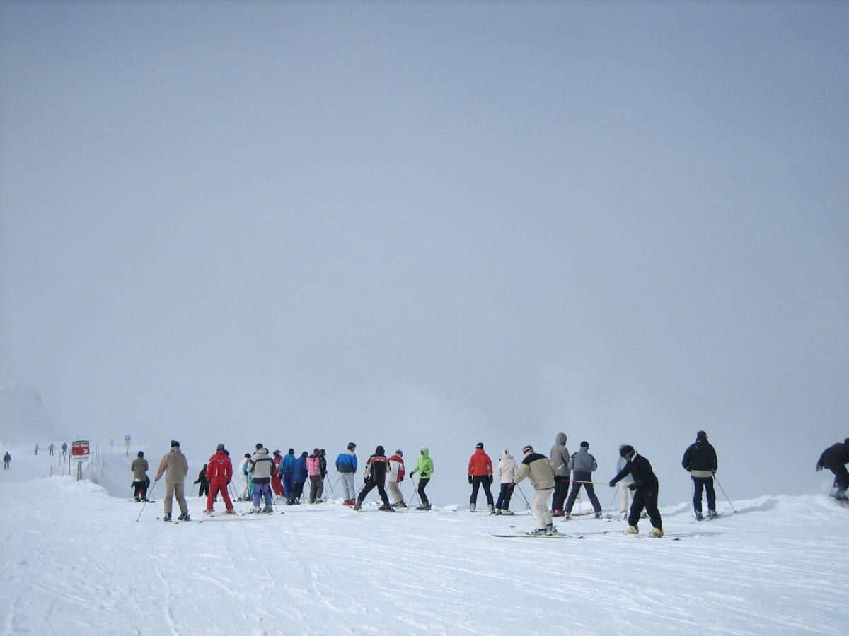 Världens längsta långlopp på skidor